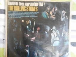 Lp The Roling Stones - Have You Seen Mother Live!