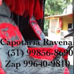 Capotaria Ravena Forros, cortinas e assoalho