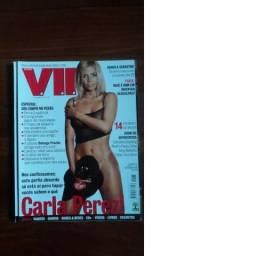 Revista VIP Carla Perez Novembro 1999