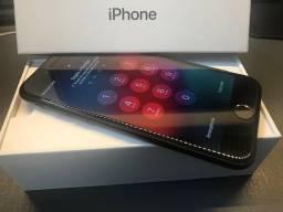Iphone 7 32GB preto fosco todo original