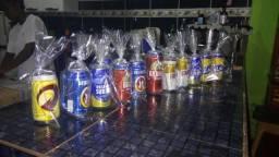 Canecas e garrafas decoradas de todos os times de 10a25 reais