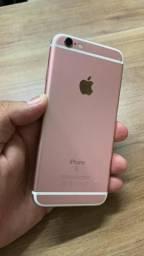 IPhone 6s Rose 16 GB três lagoas