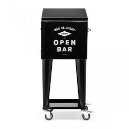 Cooler carrinho open bar Imaginarium (produto novo)