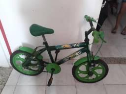 Bicicleta infantil Bem 10