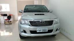 Toyota Hilux Srv 3.0 Automatica - 2014