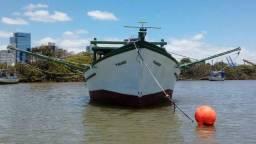 Bote de pesca novo 25 dias de uso - 2018