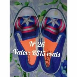 Sapato N°26