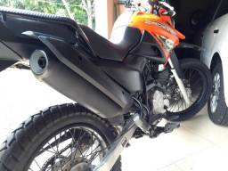 Moto yamaha crosser - 2015