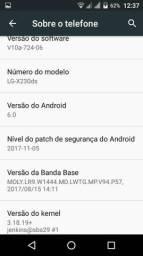 Smartphone LG K4 2018
