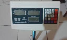 Balança Eletrônica Digital 300 kg Alta Precisão (Entrega grátis)