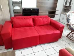 Sofa retratil apenas 949.00 em ate 10x sem juros
