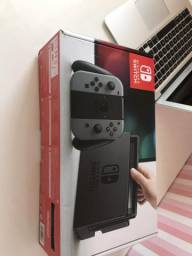 Vendo nintendo switch na caixa!!!!