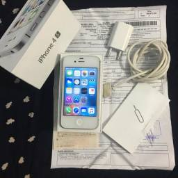 IPhone 4s Completo c/ Nota Fiscal