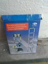 Escada telescópica