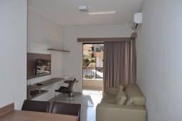 Flat de 1 quarto - Marina Flat & Náutica, em Caldas Novas/GO