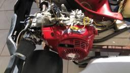 Kart Birel com motor RBC F400 Vendo / Troco