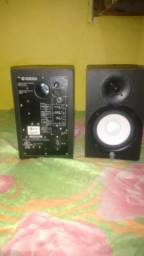 Monitores De Aúdio Yamaha