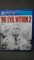 Vendo The Evil Within 2 PS4