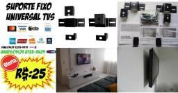 Suporte Fixo Universal Tvs Lcd / Plasma / Led Slim