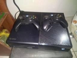 Xbox onde + dois controles