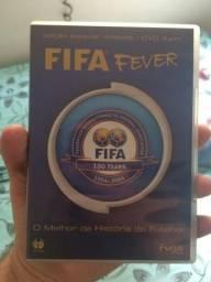 Dvd Fifa Fever / Guns N Roses / Hatsune Miku / Mundo Canibal