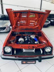 Chevete 1980 turbo/aspirado