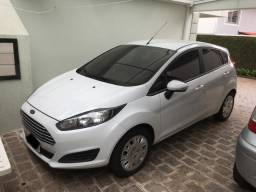 New Fiesta SE 1.6 Única Dona - 2017