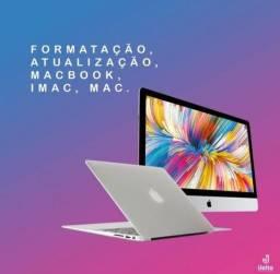 Assistência Técnica - Mac - iMac - Macbook Assistência Técnica - Mac - iMac - Macbook