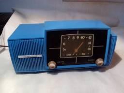 Lindo radio ge valvulado funcionando otimo esatdo