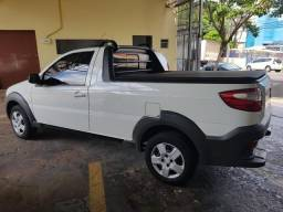 Fiat Strada Working 1.4 cabine simples 2017/2017 - 2017