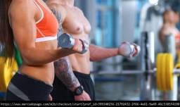 Sistema de Treinamento (Treino, Ficha, O Ponto Zero) Fitness
