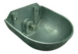 Bebedouro Suíno Concha Grande Alumínio C/ Válvula Automática