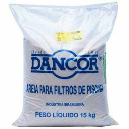 Título do anúncio: Areia para filtro Dancor