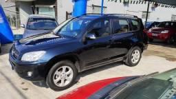 Toyota rav4 2010/2011 2.4 4x2 16v gasolina 4p automático - 2011