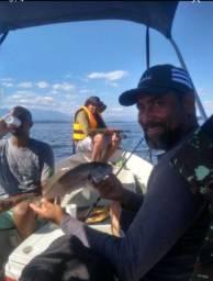Pescaria na Bahia de guanabara, marque já a sua! Leia