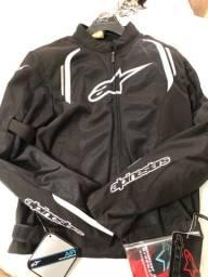Jaqueta Moto Alpinestars - Nova S/Uso