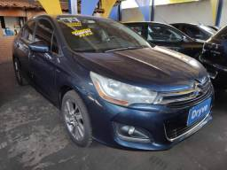 CITROEN C4 LOUNGE EXCLUSIVE 2.0 16V FLEX