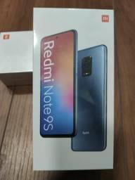 Pra hj! Redmi Note 9s da Xiaomi. Novo lacrado com garantia e entrega