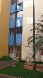 Apartamento com 2 dormitórios para alugar, 55 m² por R$ 550,00/mês - Parque Residencial Al
