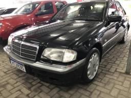Mercedes c 280 ano 1999/2000 super conservada