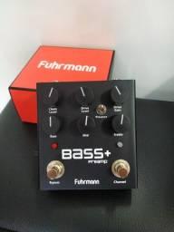 Pedal Fuhrmann Bass+ Preamp