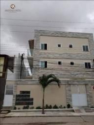 Kitnet com 1 dormitório para alugar, 25 m² por R$ 400,00/mês - Serrinha - Fortaleza/CE