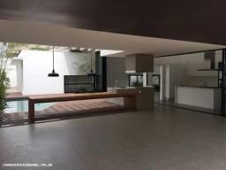Casa em condomínio para venda em bauru, residencial lago sul, 3 dormitórios, 3 suítes, 5 b