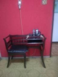 Cadeira de telefone usada