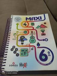 Livros escolares sistema maxi