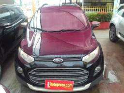 Ford Ecosport 1.6 freestyle manual - 2014