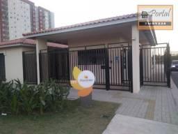 Apartamento com 2 dormitórios para alugar, 48 m² por r$ 1.050/mês - jardim da felicidade -