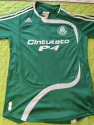 Camiseta Palmeiras 2007 Cinturato P4