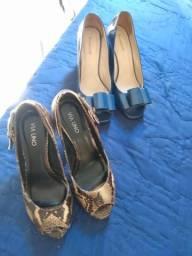 Sapatos( Via Uno, Scamboo)