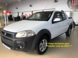 FIAT  STRADA 1.4 MPI FREEDOM CD 8V FLEX 2020 - 2020